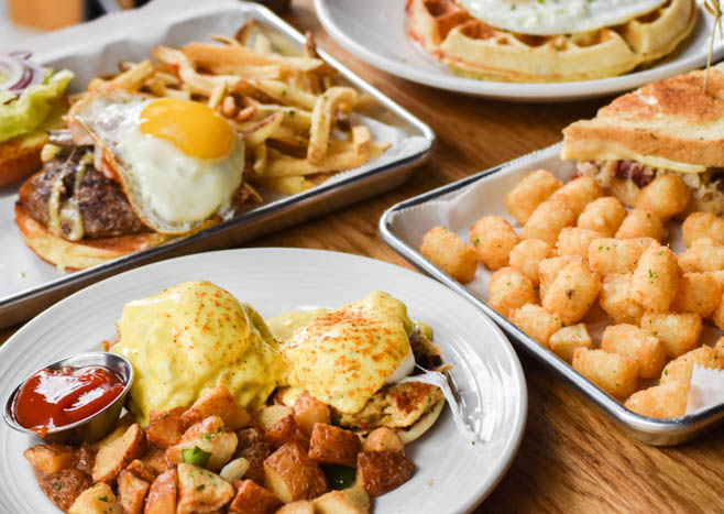 delicious brunch places in DMV