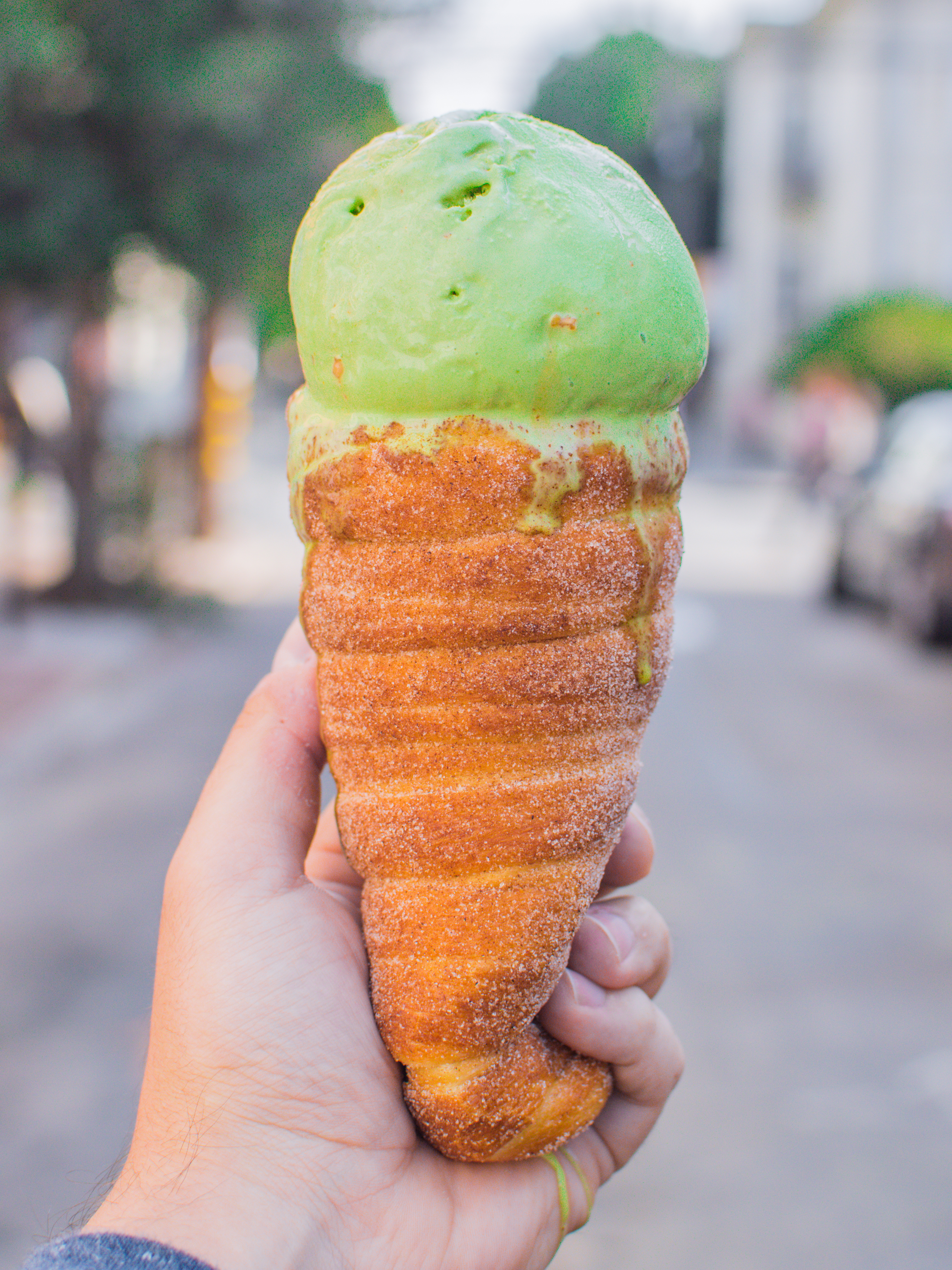 best ice cream in san francisco - Garden Creamery