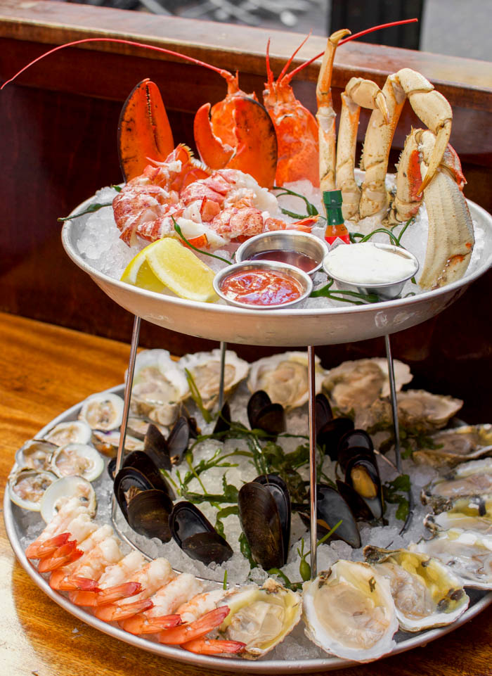 seafood platter columbia firehouse