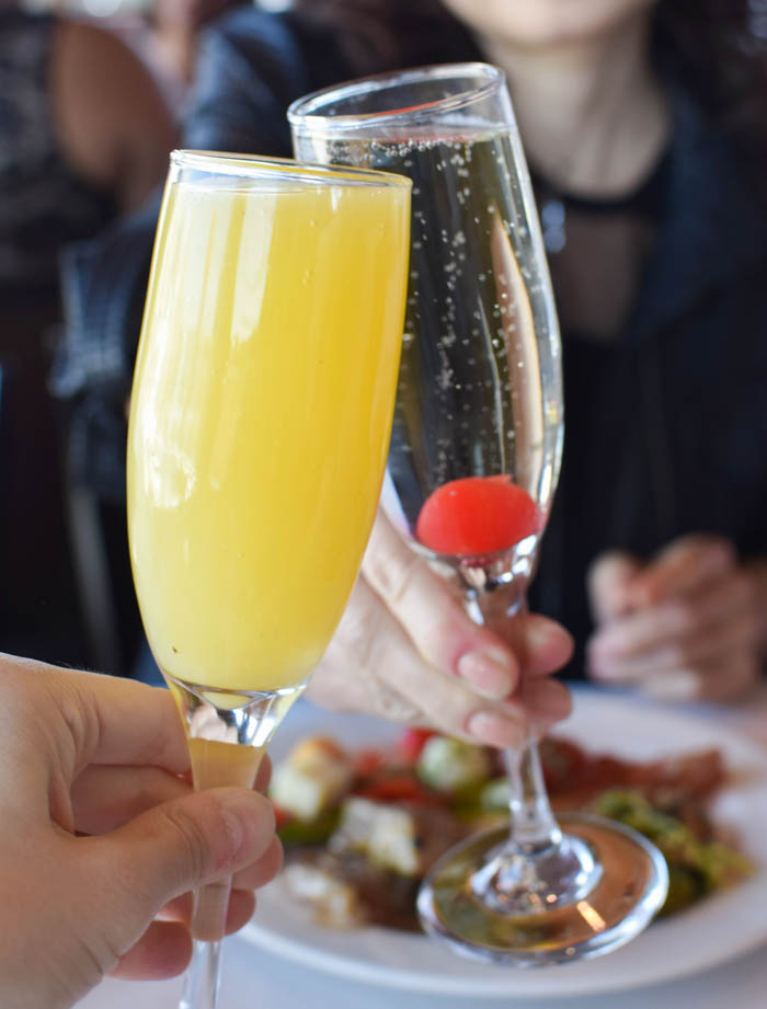 bottomless mimosas in baltimore