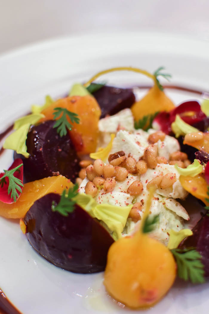 amazing beet salads in LV