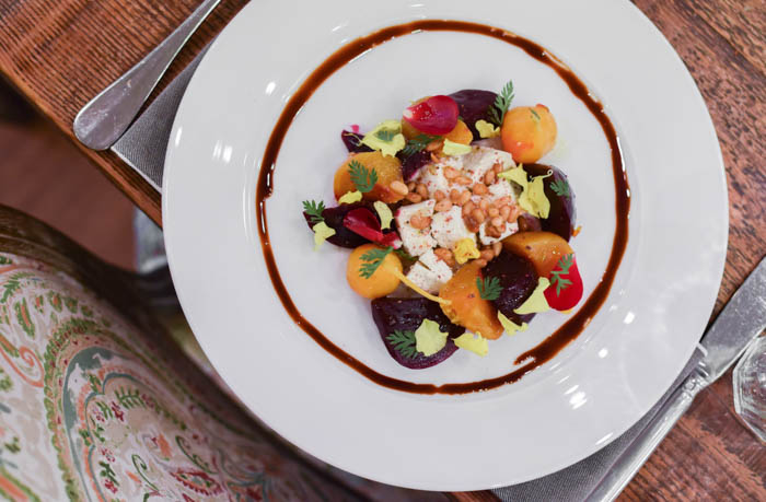 best beet salads in Vegas
