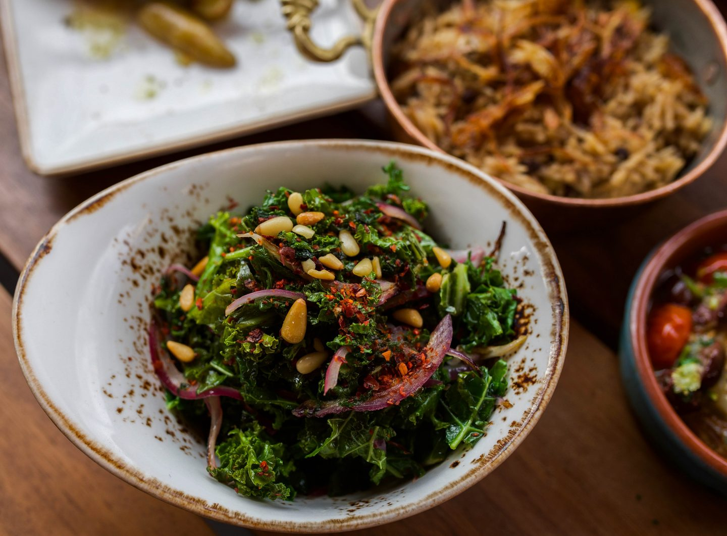 Where to get Mediterranean Food in DC