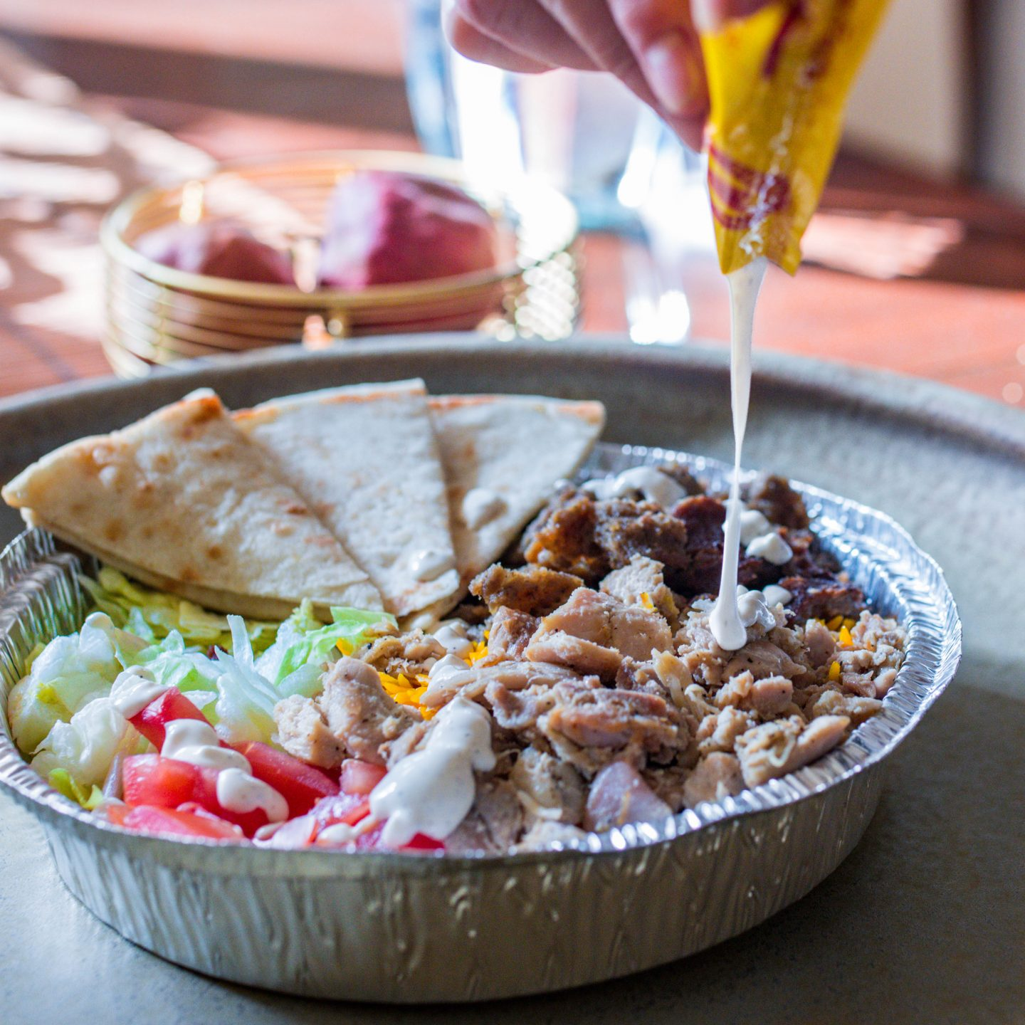win a gift card to halal guys