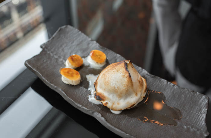 The Source by Wolfgang Puck baked alaska