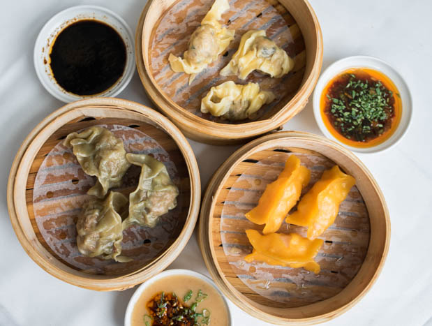 The Source by Wolfgang Puck dimsum