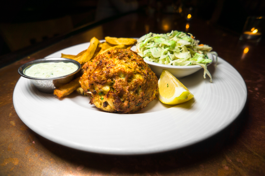 Best Crab Cakes in Baltimore Gertrude's