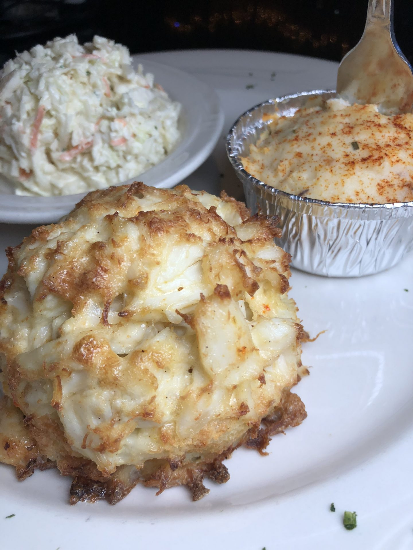 pappa's best crab cakes in baltimore