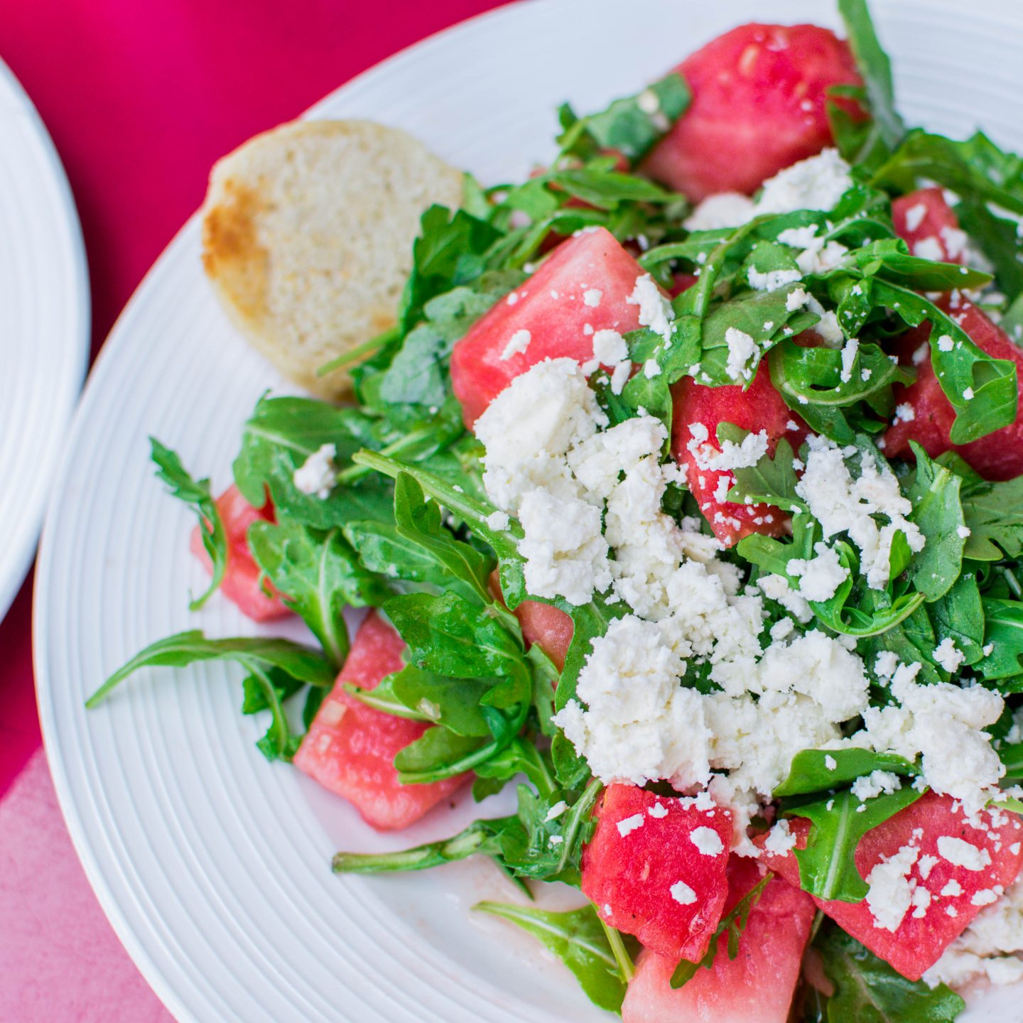 Lale's Feta Cheese and Watermelon Salad