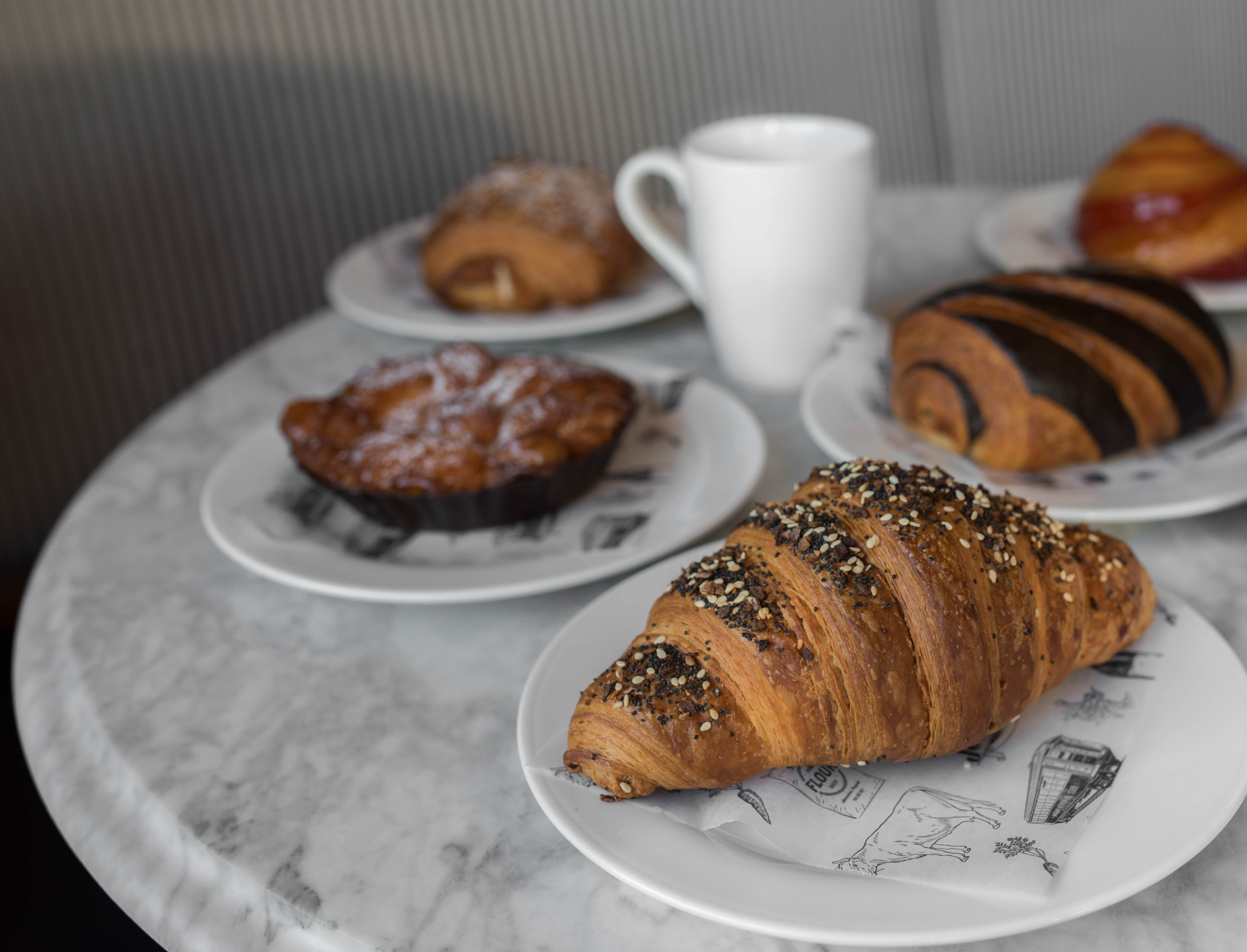 junction bakery pastries