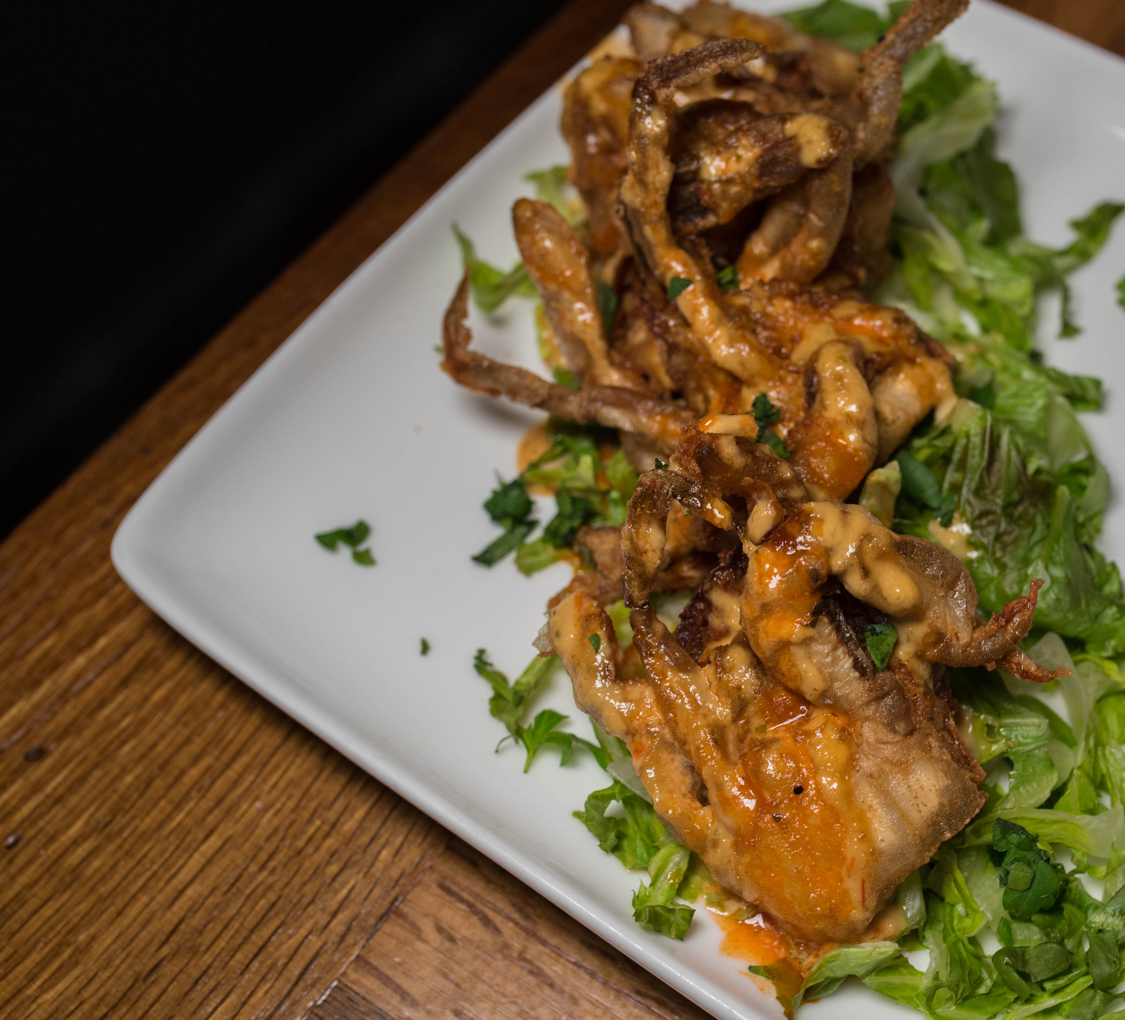jimmy's soft shell crabs