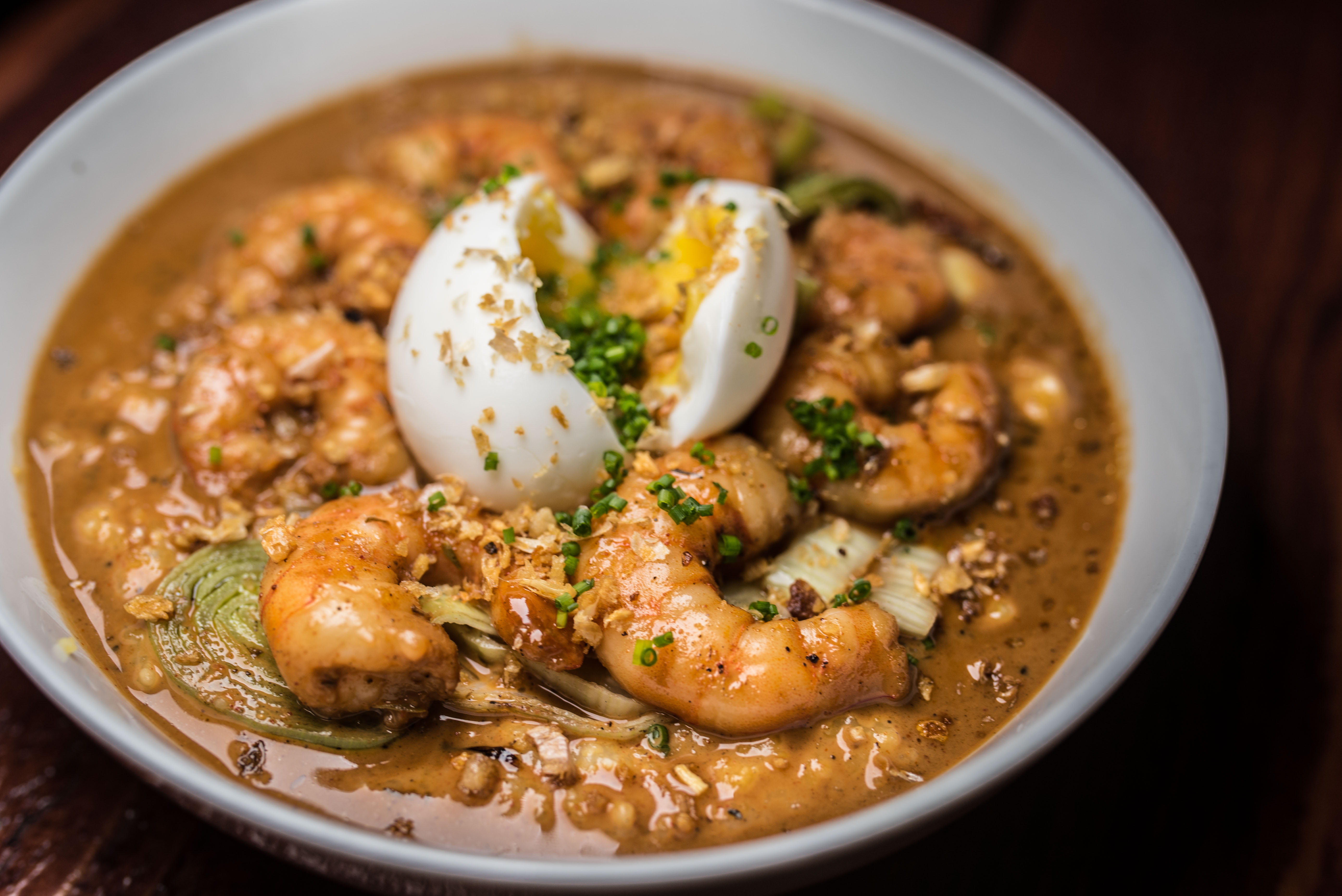 eaux shrimp and grits