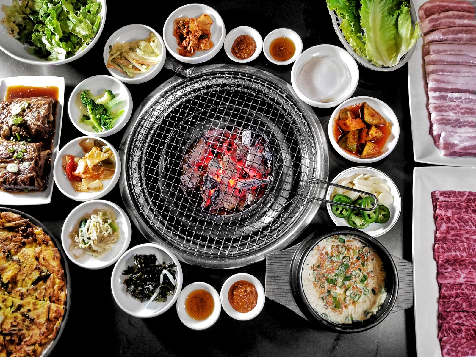 bbq garden korean restaurant