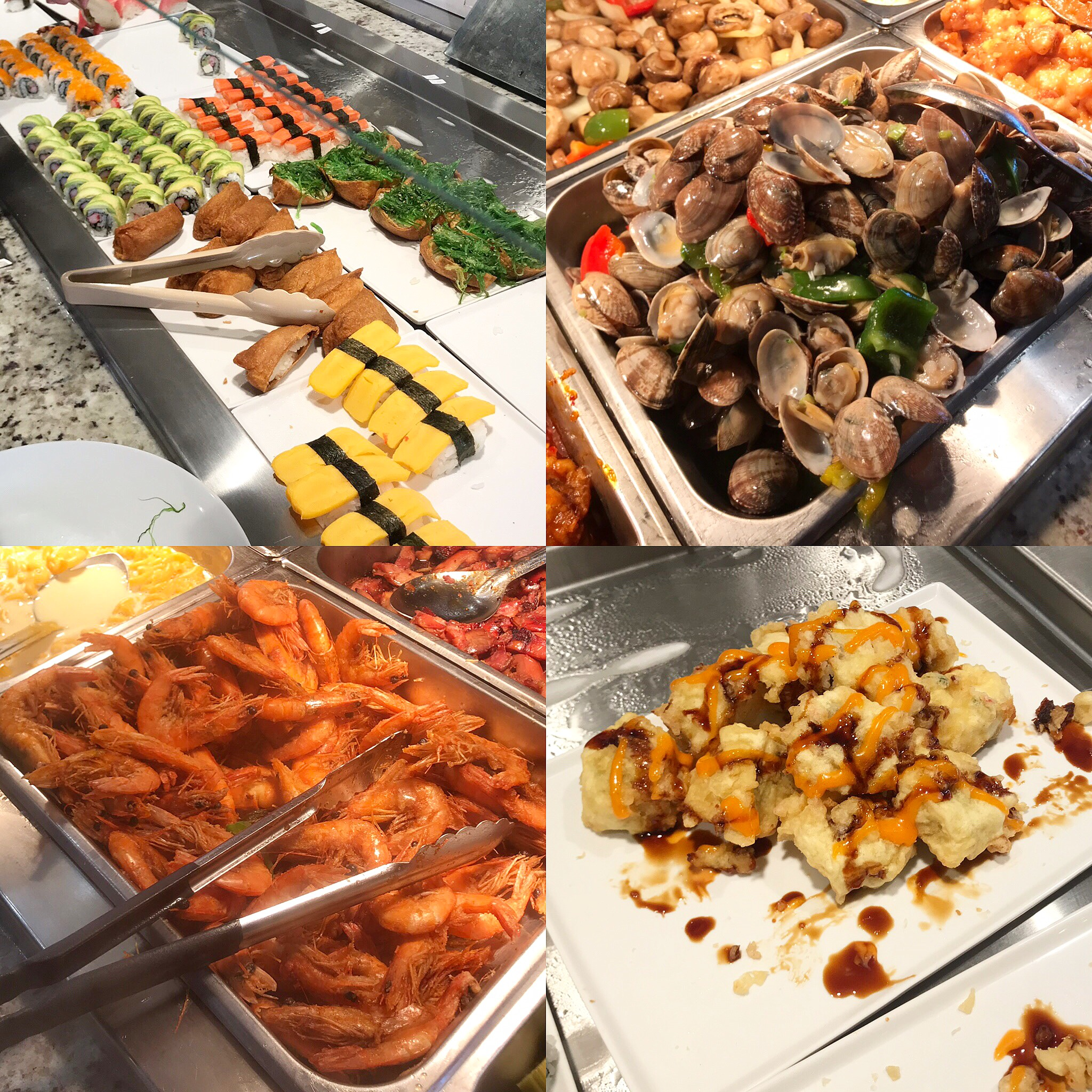 Lovers Lane Sushi and Seafood Buffet