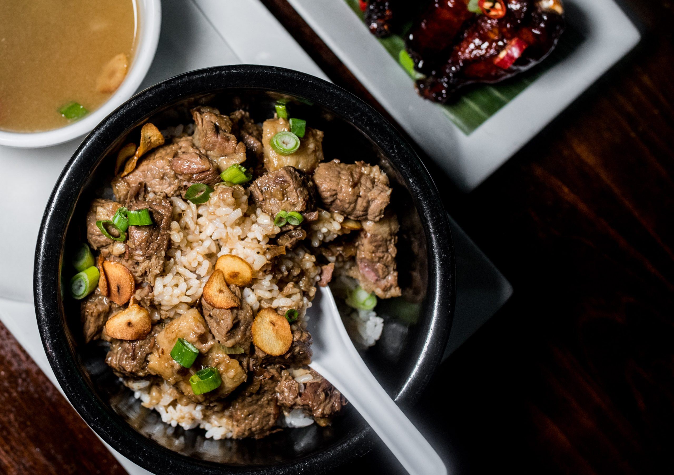 The Game DC beef pares