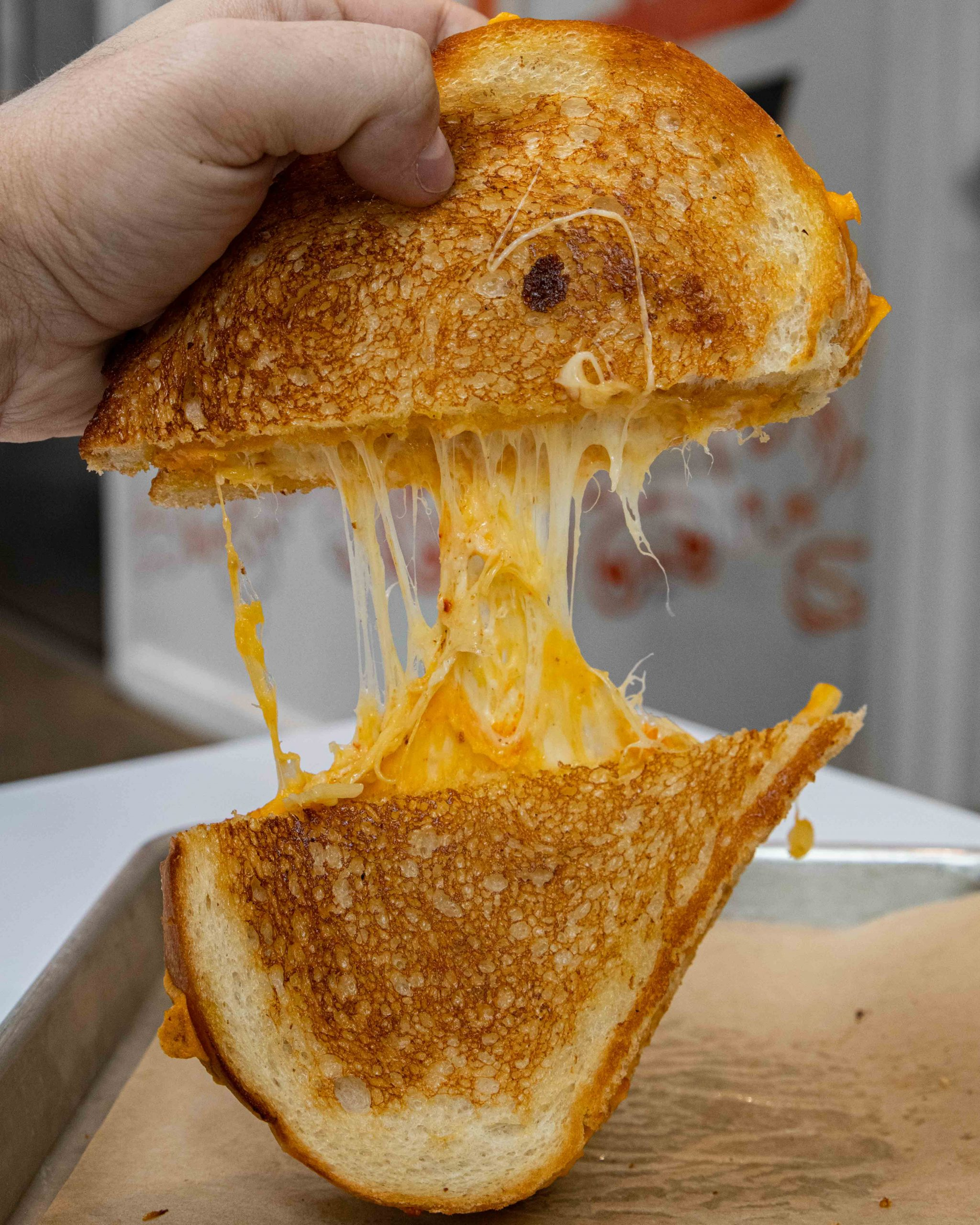 The Melt Three Cheese Classic