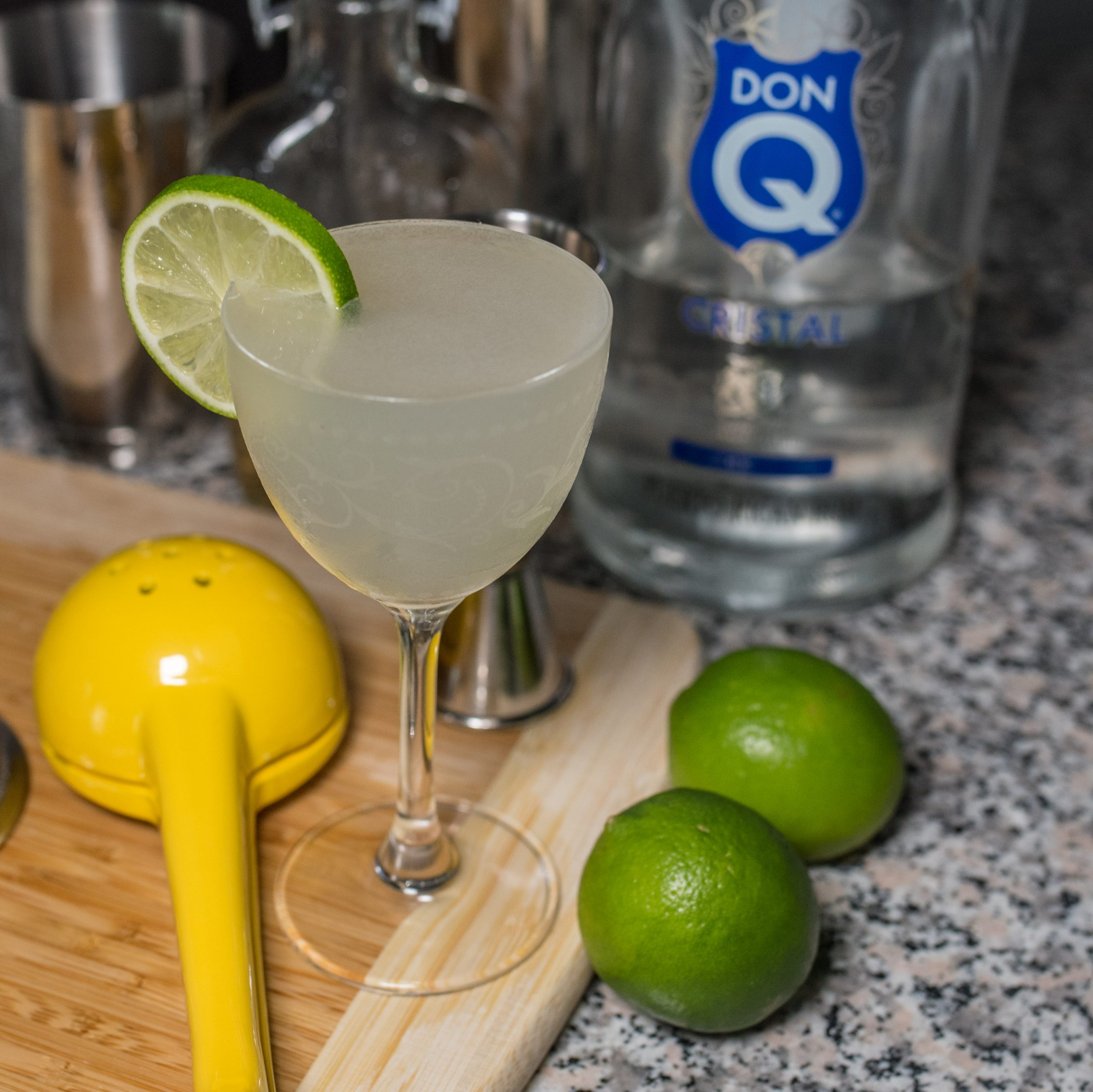 classic daiquiri recipe