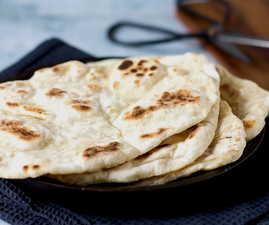 Make Naan at Home