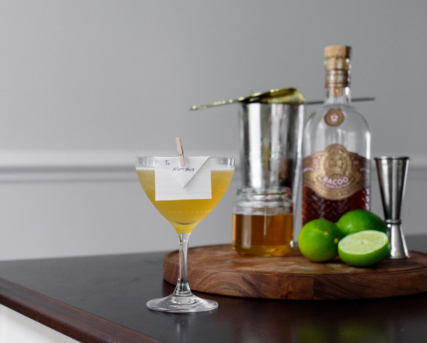 airmail cocktail recipe