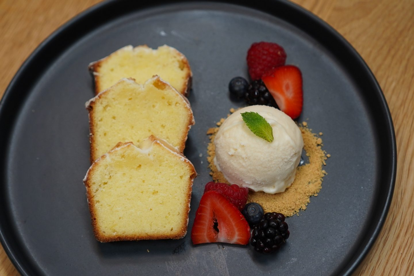 lemon pound cake anju