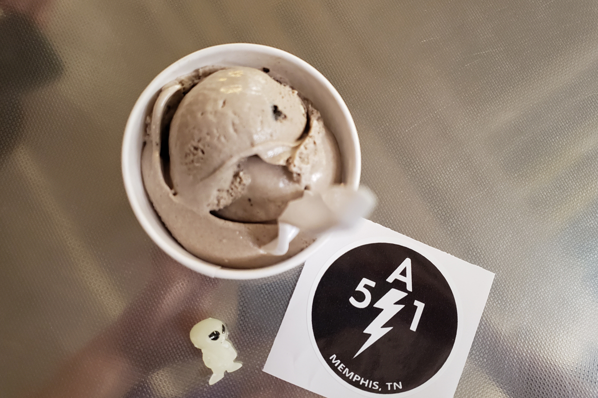 area 51 ice cream