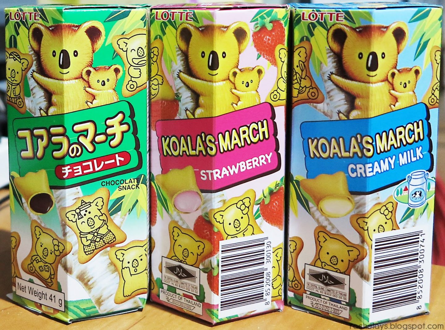 koala's march - best japanese snacks